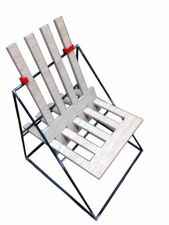 2combs chair